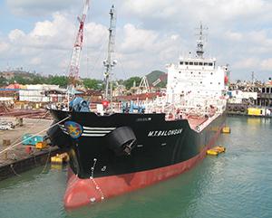 6500 LTDW Tanker